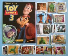 Toy Story 3 album neuf vide + set complet stickers à coller Panini Disney 2010