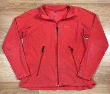 HELLY HANSEN Fleece Jacket Womens Size Large Full Zip