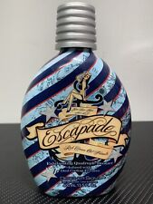 Designer Skin Escapade Dark Tan Intensifer Quadruple Bronzer Tanning Bed Lotion