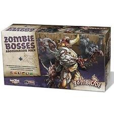 Zombicide: Black Plague Zombie Bosses - Abomination Board Game Pack COL GUF019