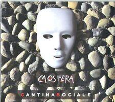 Cantina Sociale - Caosfera- CD   Nuovo Sigillato