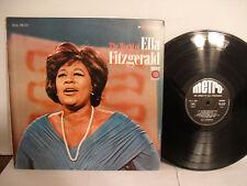 The World of Ella Fitzgerald, Metro Records Italy, SML 56.001, JAZZ
