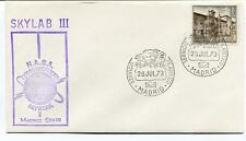 1973 SKYLAB 3 NASA Communications Madrid Spain Espana Space Shuttle Network