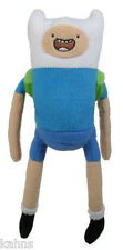 "Adventure Time with Finn & Jake: FINN 10"" Plush Toy by Jazwares - NWT"