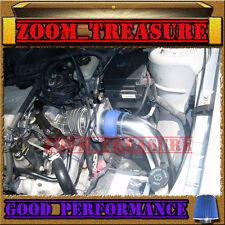 BLUE 1999-2005/99-05 PONTIAC GRAND AM/ALERO 3.4 3.4L V6 COLD AIR INTAKE KIT 2p