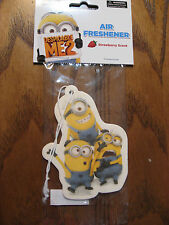 Despicable Me 2 - Air Freshener - Minon Group - 2013