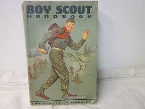 Boy Scout of America - Sixth Edition ~ Third Printing 1961