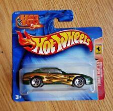2003 Hot Wheels 456M Ferrari HEAT 3/5 Hot 100