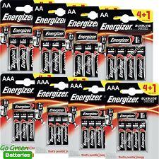 20 AA + 20 AAA Energizer Alkaline Power Plus Batteries LR6 MN1500 & LR03 MN2400