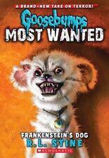 Frankenstein's Dog Goosebumps Most Wanted #4