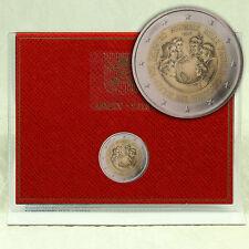 2 EURO MÜNZE COIN VATIKAN VATICAN WELTFAMILIENTREFFEN PHILADELPHIA BU ST 2015