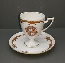Königl. Pr. Tettau - Moccha Cup + Lower - Iphigenie - Royal Dragon