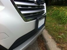 A NASA-like Rubber License Plate Bracket Frame Holder Guard Bumper for SUBARU
