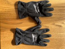 Arctic Cat Women's Black Gloves- Small- Used- Great for layering