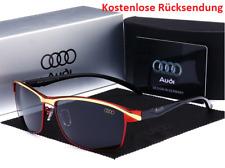 Polarisiert Fahren Brillen Sonnenbrillen Audi  Fashion Sonnenbrille+BOX Herren