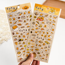1 Sheets Kawaii Tier Cartoon Papier Aufkleber Scrapbooking Album Tagebuch NEW
