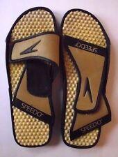 4b88c9121c49 Speedo Sandals Slide Slip On Sport Swimming Bumpy Mens Sz 10 BROKEN Hard to  Find
