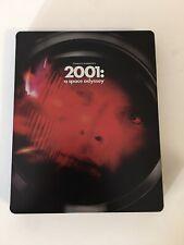 2001: A Space Odyssey 4K Steelbook Best Buy Exclusive Oop Kubrick No Digital