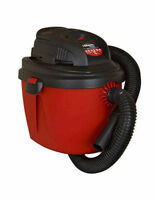 Shop-Vac 203-60-00 - Black/Red - Wet/Dry Cleaner