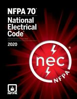 [NEW] National Electrical Code 2020 1st Edition [2019 / Paperback]
