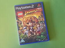 Lego Indiana Jones Original Adventures Sony Playstation 2 PS2 Spiel * NEU & VERSIEGELT