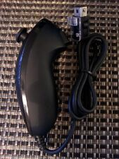*AUTHENTIC* Original Nintendo Wii Black Nunchuck Controller Official