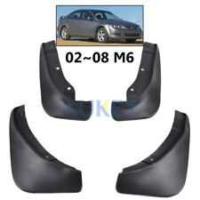 SET FIT FOR MAZDA 6 i SEDAN 2003-2008 MUD FLAP FLAPS SPLASH GUARD MUDGUARDS 2004