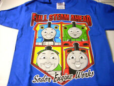 THOMAS THE TANK & FRIENDS SHORT SLEEVE T SHIRT ( SIZE 4 or 5/6 ) BRAND NEW!