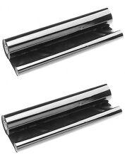 2x Ersatz Fax-Rollen Druckfolie für Sharp UXP410 Serie UX92CR UX-92CR UX9CR