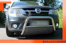 FIAT FREEMONT 2011-2017 TUBO PROTEZIONE MEDIUM BULL BAR INOX STAINLESS STEEL