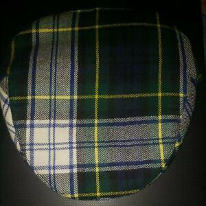 Mclaughlin's Irish Shop 100% Wool Cabbie Hat