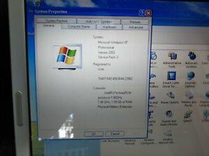 Dell Inspiron 630M Win XP Sp3