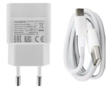 Original Huawei Ladegerät für Huawei P20 Lite Ladegerät USB-C Datenkabel Neu