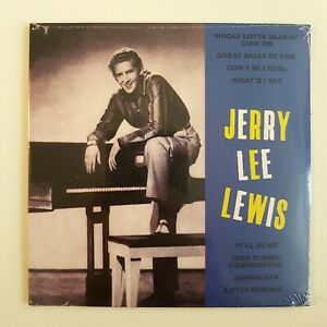 JERRY LEE LEWIS ♦ New REMASTERED French CD ♦ GREAT BALLS OF FIRE (20 TK)