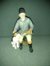 Royal Doulton English Bone China The Huntsman Hn 2492 Figurine 1973
