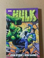 Hulk by John Byrne and Ron Garney Graphic Novel TPB