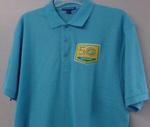 NHL California Golden Seals 50 Year Logo Mens Polo Shirts XS-6XL, LT-4XLT New
