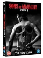 Sons of Anarchy Complete Season Series 7 Final 5 Discs DVD R4