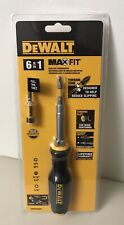 Dewalt DWHT66569 Max Fit 6 in 1 Multi-Bit Screwdriver