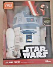 Star Wars 15 inch R2-D2 Talking Plush