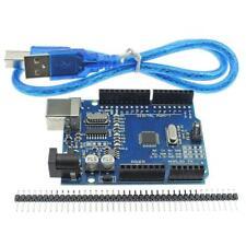 ATmega328P CH340G UNO R3 Board + USB Cable Compatible with Arduino