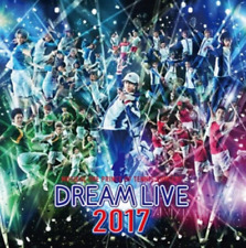 OST-MUSICAL THE PRINCE OF TENNIS DREAM LIVE 2017-JAPAN 2 CD H51
