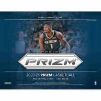 2020-21 Panini Prizm Fast Break Basketball Hobby  FACTORY SEALED HOBBY BOX