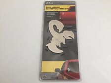 Bully Scorpion  Emblem Stainless Steel 3-D Decal Chevy,Ford,Dodge,Toyota,ss,rs