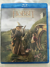 Original Blu-ray Movie - The Hobbit : An Unexpected Journey (3 disc)
