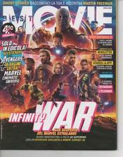 2018 04 - BEST MOVIE - APRILE 2018 - AVENGERS INFINITY WAR - AMARE PABLO ESCOBAR