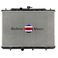 Radiator For 2008-2013 Nissan Rogue 2.5L L4 2009 2010 2011 2012