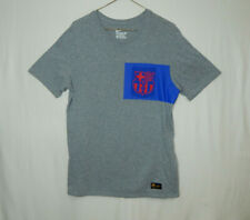 FC Barcelona FCB Soccer International Club Nike T Shirt MEDIUM Mens Clothing
