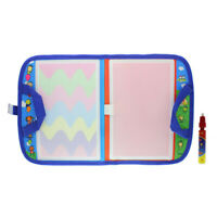 Creative Fold Up Magic Aquadoodle Water Doodle Drawing Mat Schoolbag For Kids