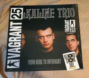 ALKALINE TRIO  From Here To Infirmary 2021 RSD Colored Vinyl LP record store day